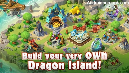 Dragon Mania Legends Mod Apk