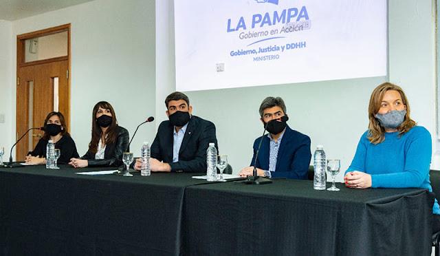 La Pampa es la primera provincia en el país con un sistema de Certificado Digital de Nacimiento