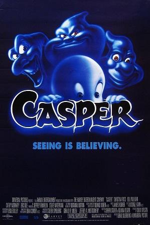 Casper (1995) 300MB Full Hindi Dual Audio Movie Download 480p Bluray