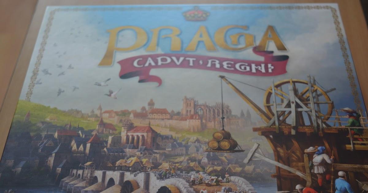 Pomożesz odbudować Pragę?  – recenzja gry Praga Caput Regni