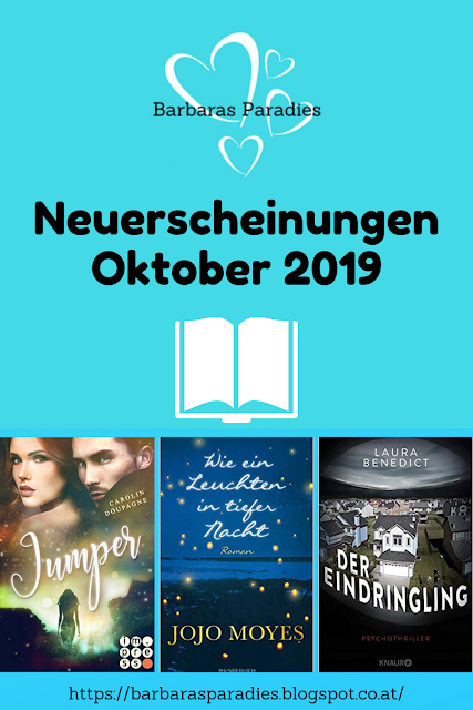 Neuerscheinungen im Oktober 2019 #1