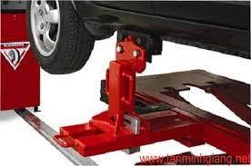 Cầu nâng cho khoang sửa chữa xe tai nạn-3