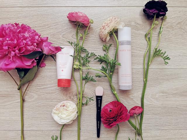 Mary Kay micelárna voda a ružová ílová maska