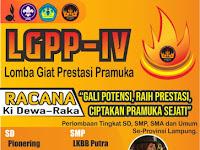 Lomba Giat Prestasi Pramuka (LGPP) IV tahun 2019
