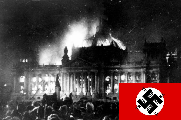 Reichstag Fire | Wilkipedia