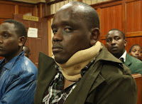 itumbuu - DENNIS ITUMBI has caused serious confusion in UHURU's Government-See what happened to DCI officers on Monday