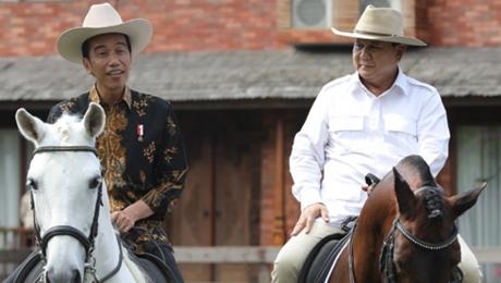 Tertinggi di Dunia! Survei ICW dan Gallup Menunjukkan 86% Rakyat Percaya Pada Pemerintah, Ini Kata Presiden Jokowi