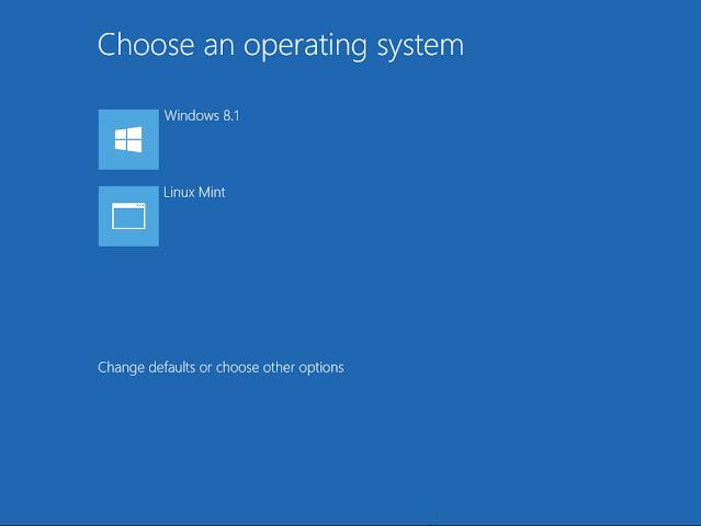 Tutorial :Install Linux Dual Boot Windows Mudah