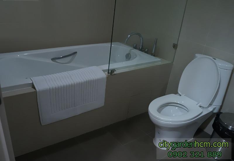 nhà tắm | căn hộ cao cấp CITY GARDEN
