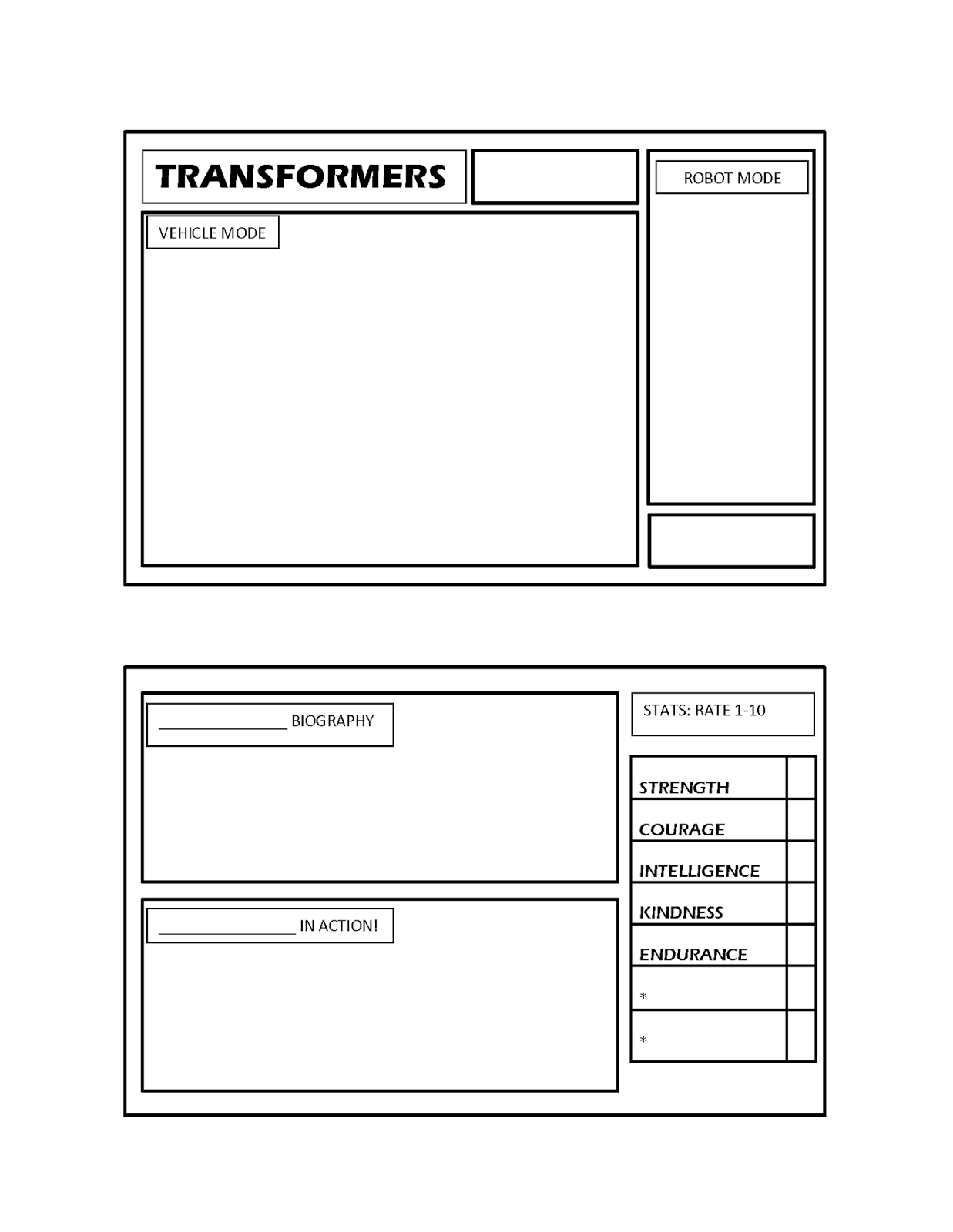 Quinn Rollins Play Like A Pirate Transformers Templates