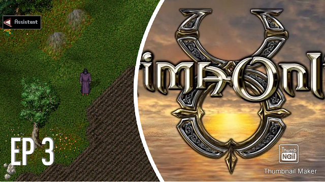 LET'S PLAY ULTIMA ONLINE (MOBILEUO) 2021 [Episode 3] MUSIC, MINING & MACRO Again