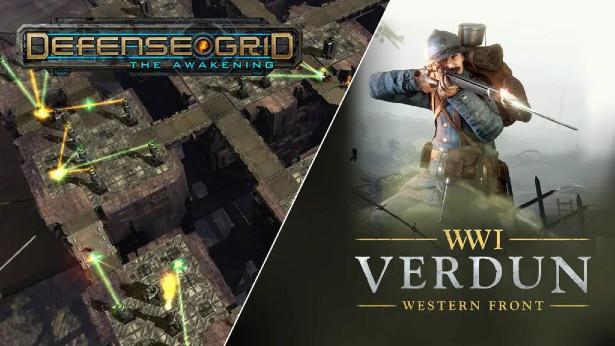 [Προσφορά Epic Games]:  Απόκτησε δωρεάν δύο φανταστικά παιχνίδια από την Epic Games