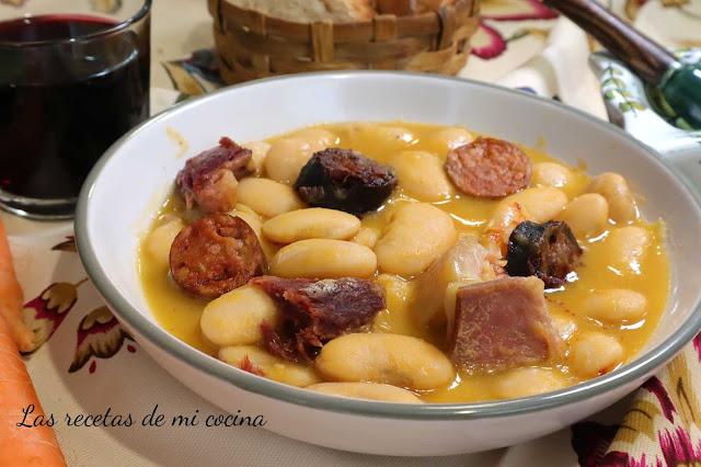 Fabada Asturiana a mi manera