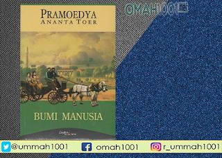 E-Book: Bumi Manusia Karya Pramoedya Ananta Toer