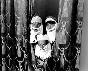 Christmas TV History: Three Stooges Christmas (1949)