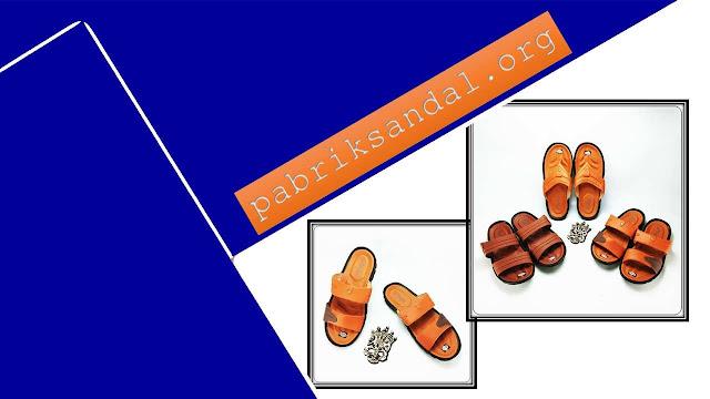Sandal Imitasi Kulit Termurah | Sandal Sol Mangkok CPC