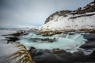 Small waterfall Iceland_by_Laurence Norah-5