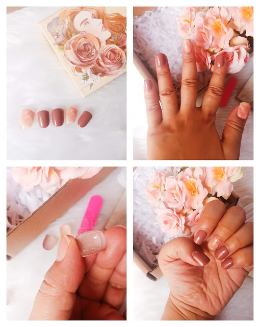 HUE MNL Faux Nails