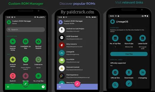 Custom ROM Manager Pro