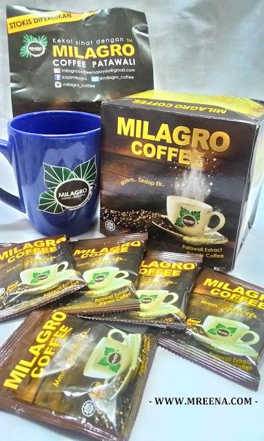 Milagro Coffee Minuman Untuk Kesihatan