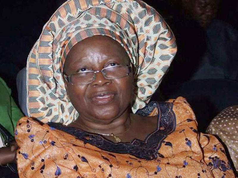 Former President Olusegun Obasanjo's wife robbed, beaten
