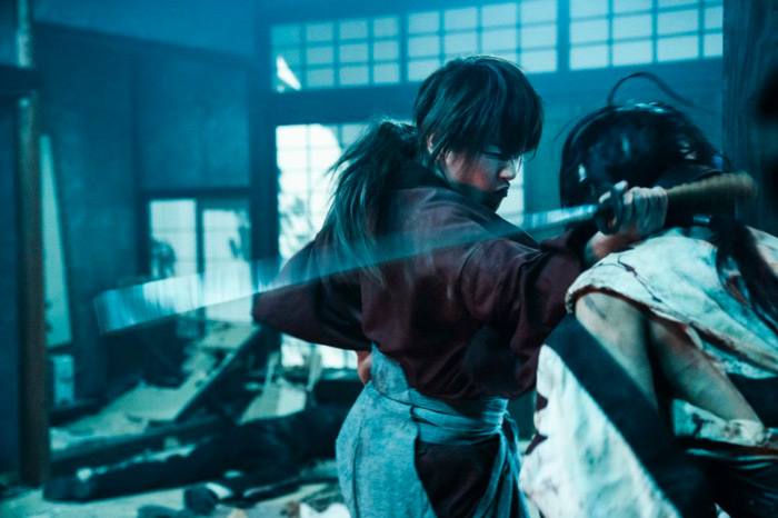 Rurouni Kenshin Final Chapter (The Final) live-action film