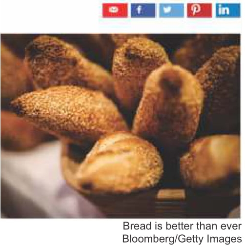 Bread is better than ever