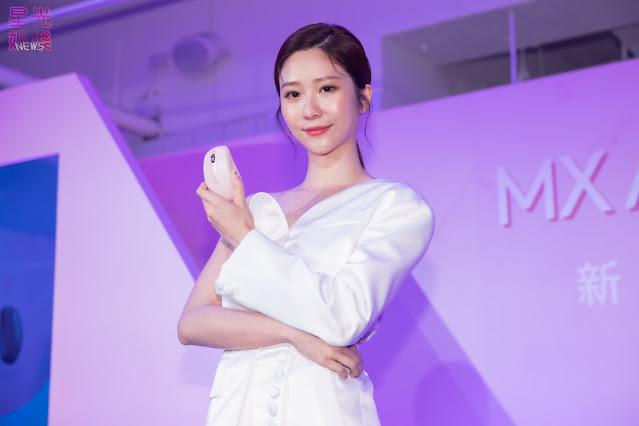 羅技MX Anywhere 3三色全新上市,首度邀請張景嵐擔任產品代言人