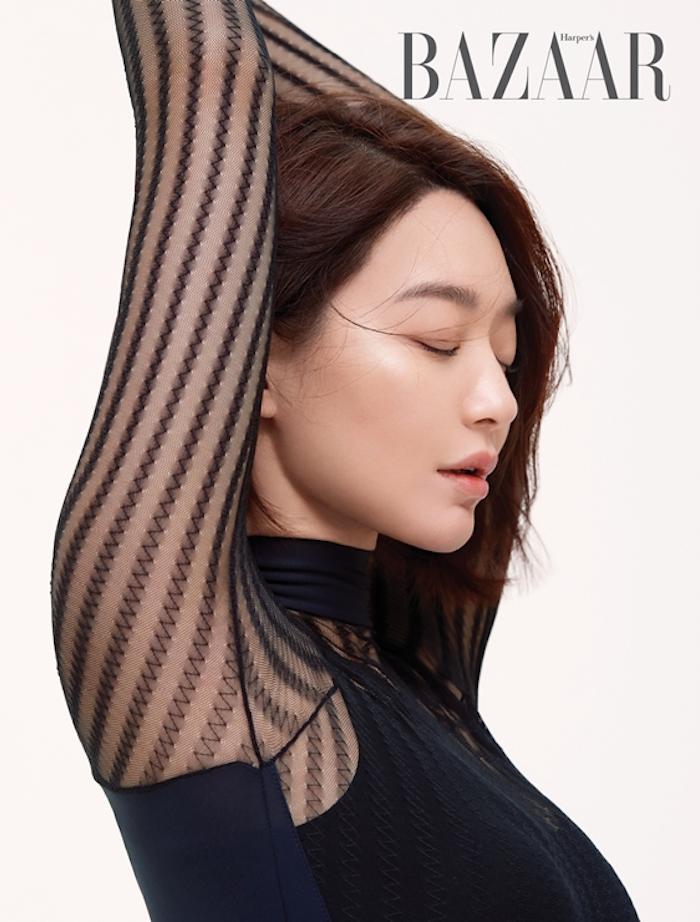 Shin Min Ah, Shin Min Ah Harper's Bazaar, Shin Min Ah 2019