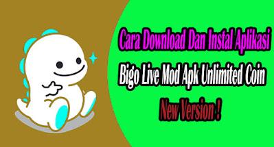 Download, Aplikasi, Bigo, Live, Mod, Apk, Unlimited, Coin,
