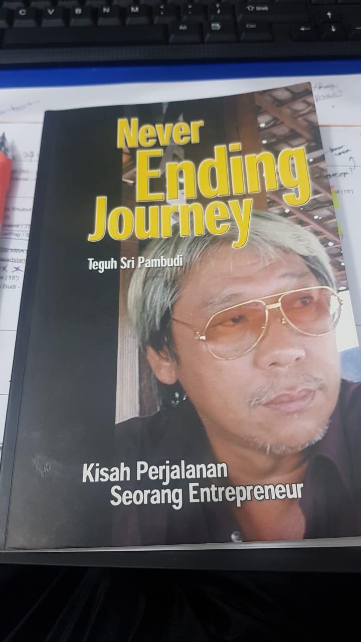 buku never ending journey