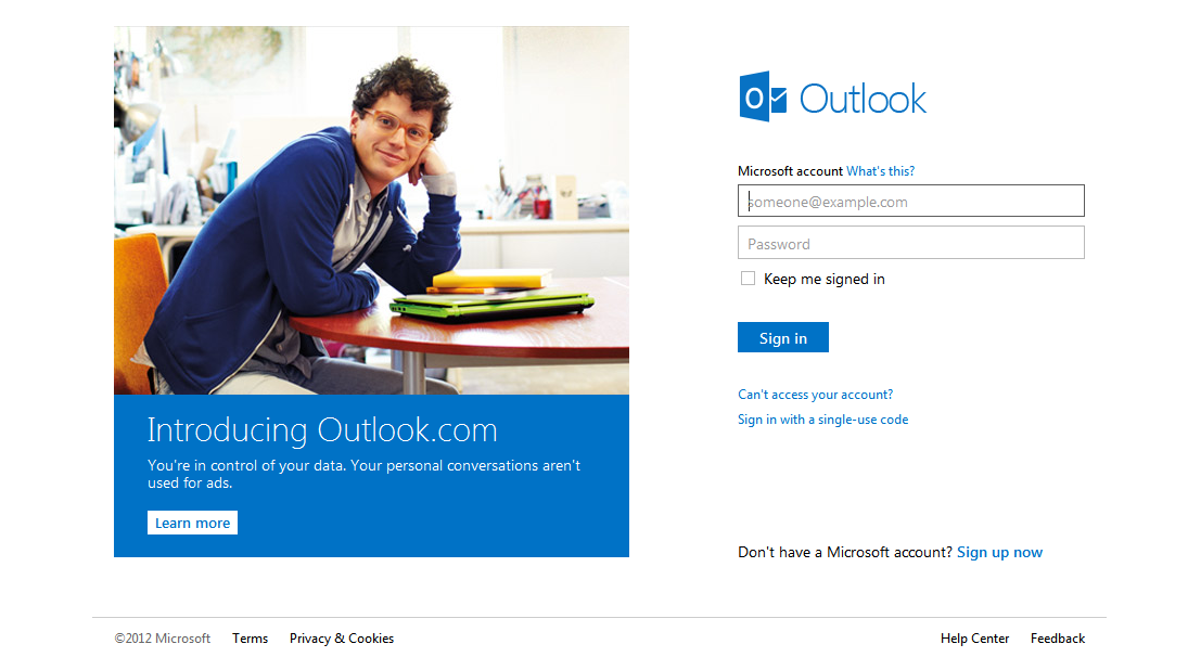 TeamXchange: Gmail vs Outlook com