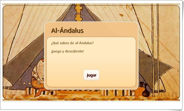 """""""Al-Ándalus"""" (Historia de Educación Primaria)"""