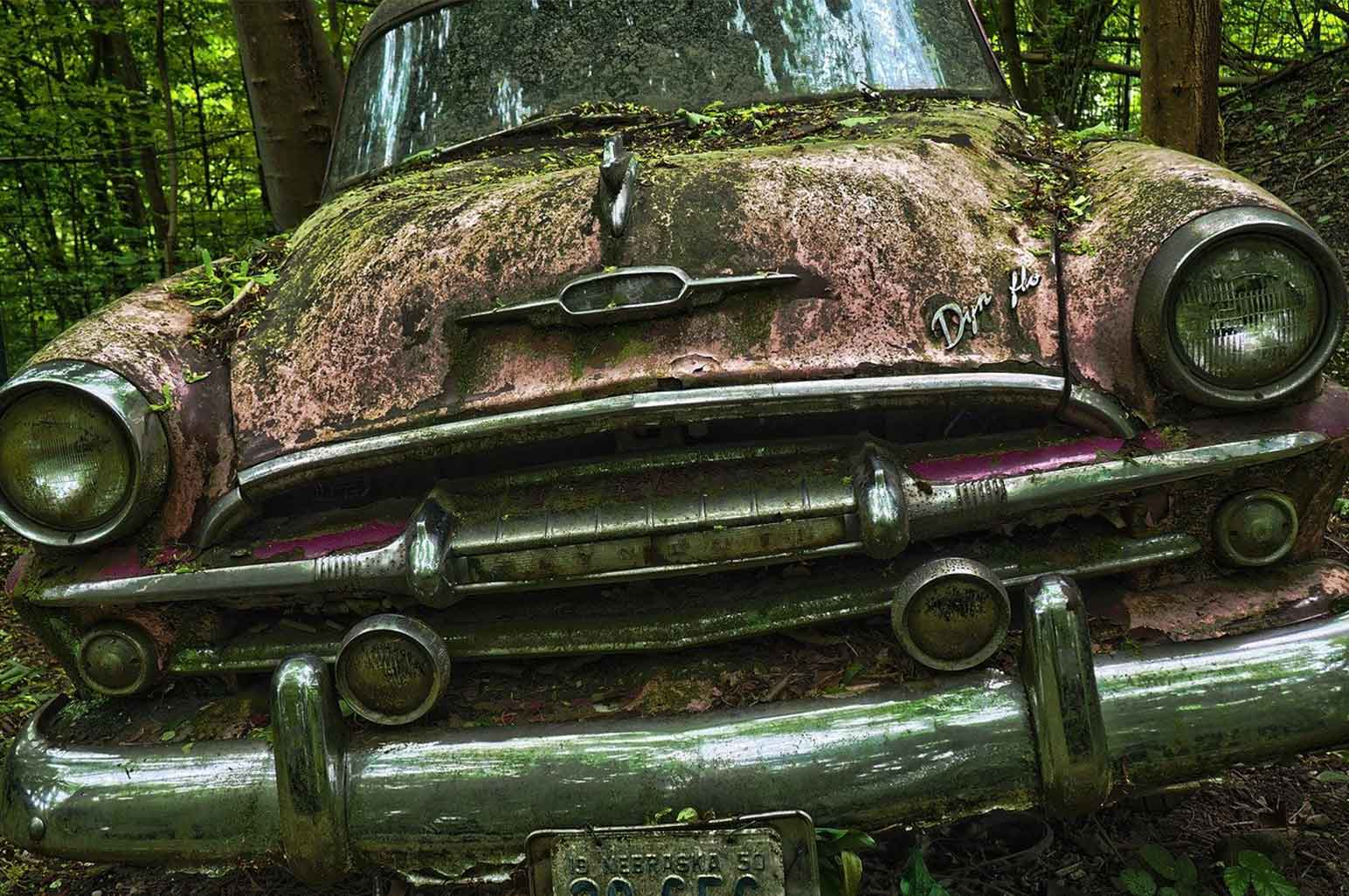 5 Things to do With Your Old Car