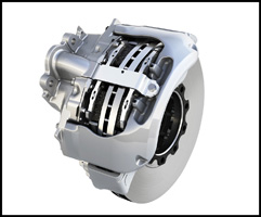 Meritor's new EX+ L air disc brakes now standard on new Freightliner Cascadia models