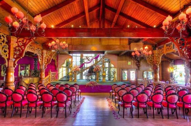 Central California Wedding Venues The madonna inn san luis obispo