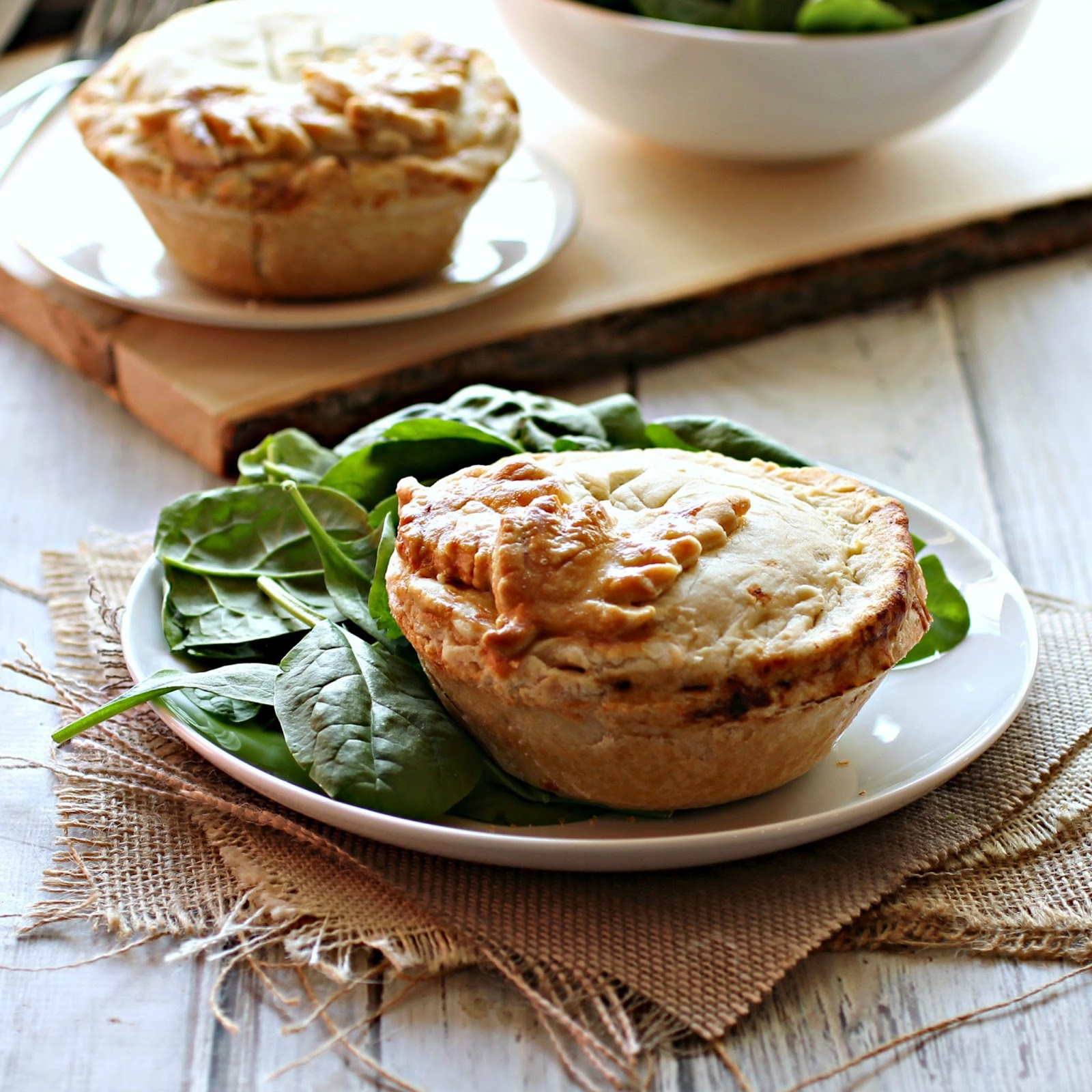 Hungry Couple: Beef and Stilton Pie