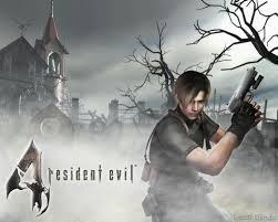 resident, evil4