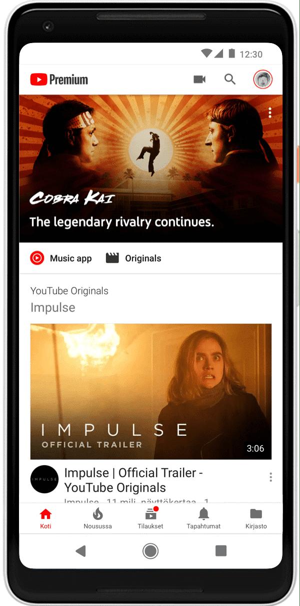 O blog do Google Brasil: YouTube Music e YouTube Premium