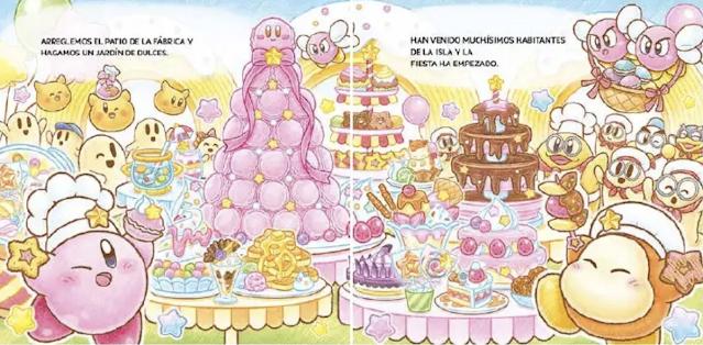 Cómic: Review de Kirby de las estrellas: La extraña isla de los dulces - ECC Cómics