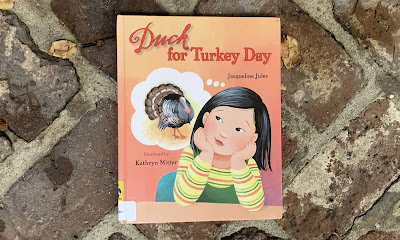 Image for the children's book Duck for Turkey Day