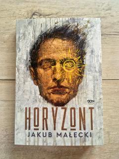 """""""Horyzont"""" Jakub Małecki, fot. paratexterka ©"""