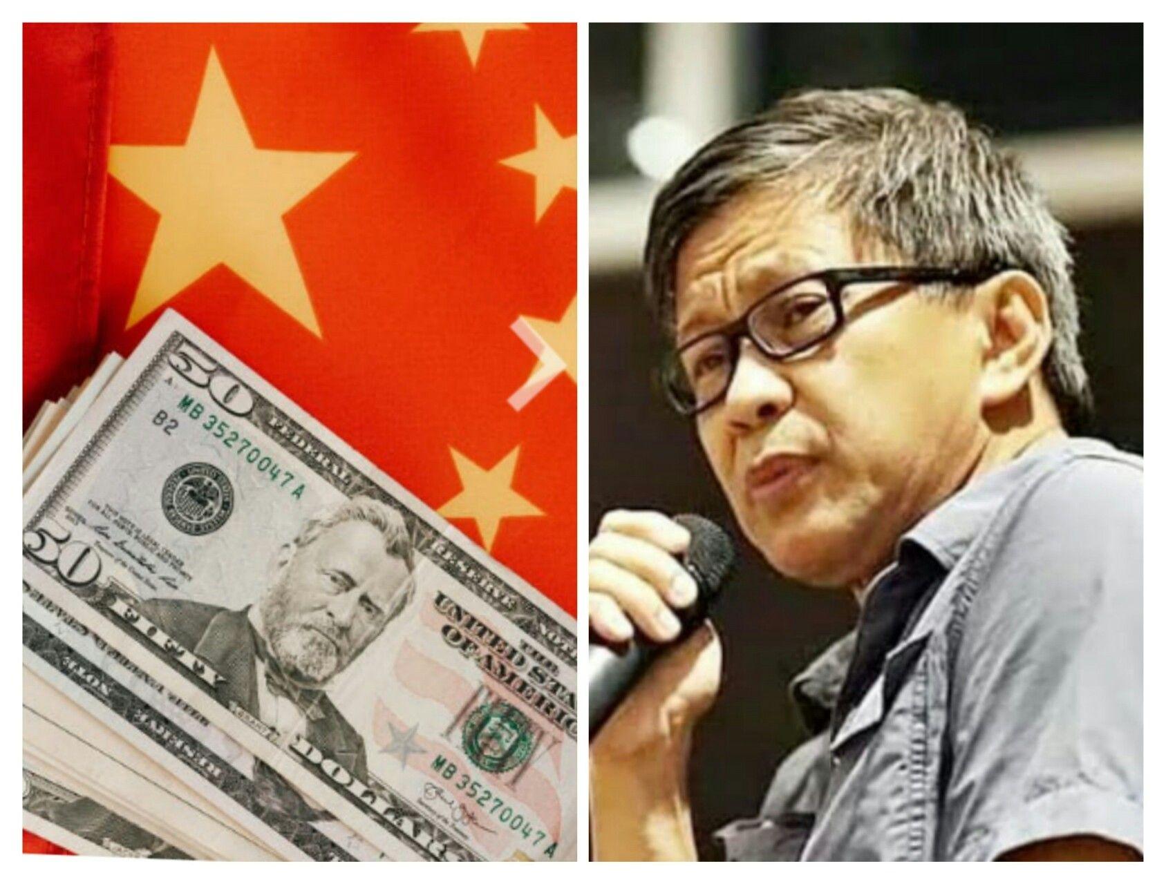 Indonesia Punya Hutang 'Gelap' Triliunan ke China, Rocky Gerung: Kedaulatan RI Diambil Alih Tiongkok!