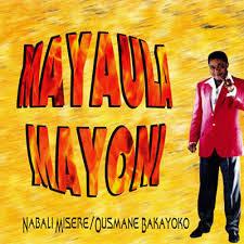Mbongou Mayaula - Mayoni
