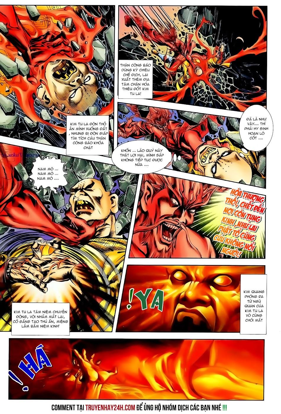 Cơ Phát Khai Chu Bản chapter 99 trang 6