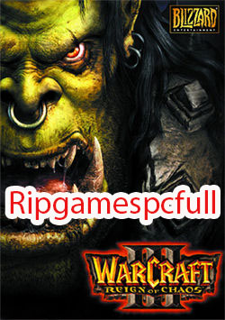 Warcraft 3 Reign Of Chaos + Expansion Pack Frozen throne