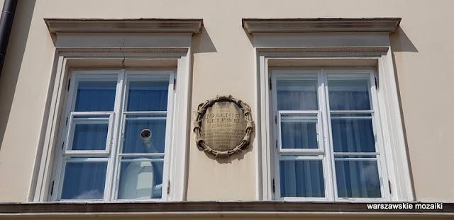 Warszawa Warsaw kamienica architektura architecture Śródmieście Lelewel dom Lelewela