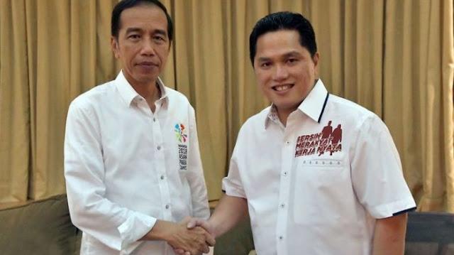 Ini Juru Kampanye Prabowo - Sandi Buat Ladeni Erick Thohir