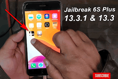 iphone 6s plus jailbreak ios 13.3.1 & ios13.3 with checkra1n Tool