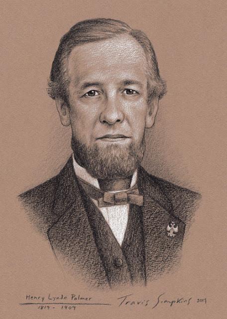Henry Lynde Palmer, 33°. Past Sovereign Grand Commander. Scottish Rite, NMJ. by Travis Simpkins